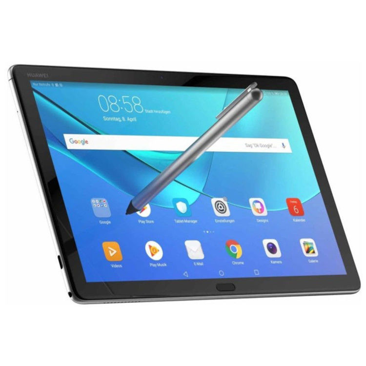 "Alles HUAWEI tablet MEDIAPAD M5 10"" LITE 3/32GB SIVI"