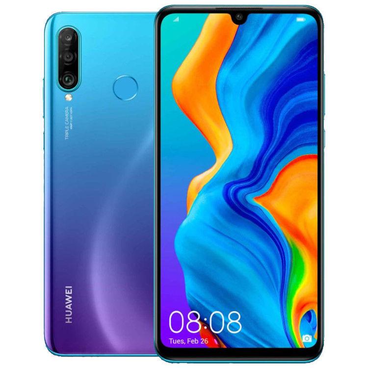Alles HUAWEI mobilni telefon P30 LITE DS 4/128GB PLAVI