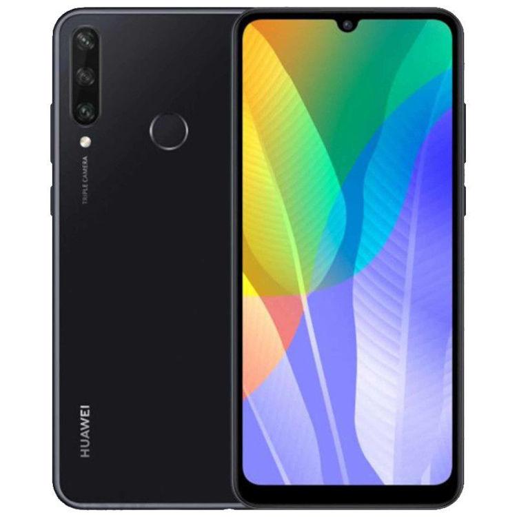 Alles HUAWEI mobilni telefon Y6P DS 3/64GB CRNI