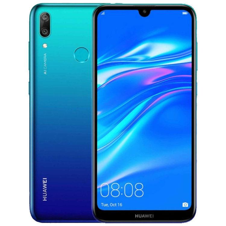 Alles HUAWEI mobilni telefon Y7 2019 DS SVIJETLO PLAVI