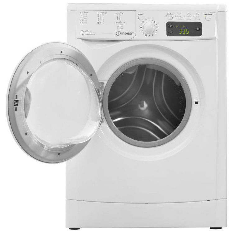 Alles INDESIT perilica-sušilica rublja IWDE7105B (EU)