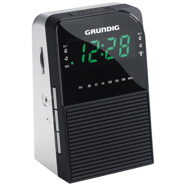 Alles GRUNDIG radio budilica SONOCLOCK790DCF