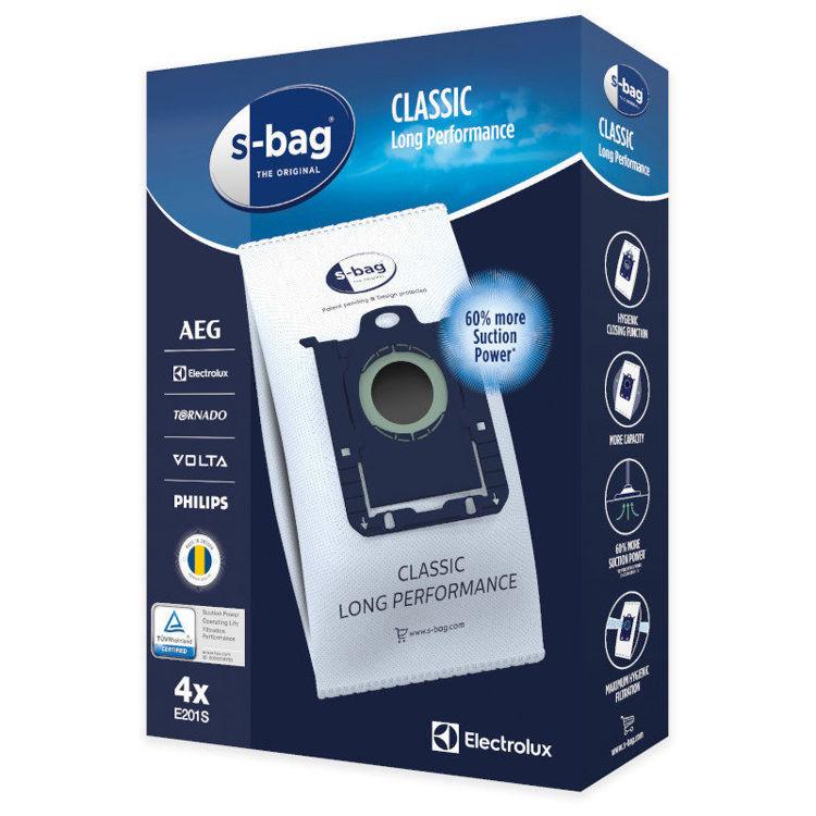 Alles ELECTROLUX vrećice E201S