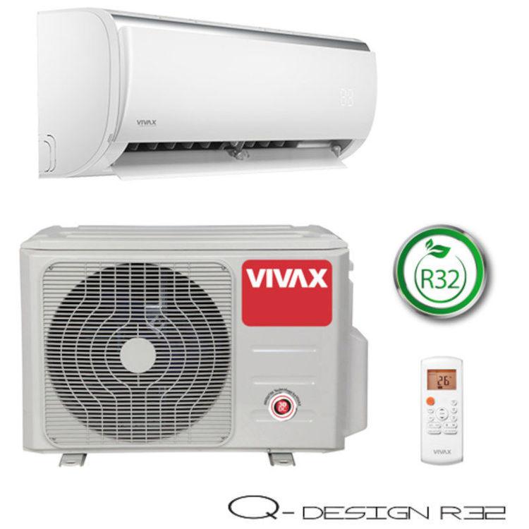 Alles VIVAX klima ACP-09CH25AEQI R32