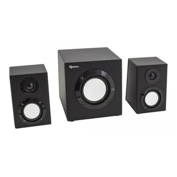 Alles Zvučnici SBOX 2.1 SP-4300 BT&CR