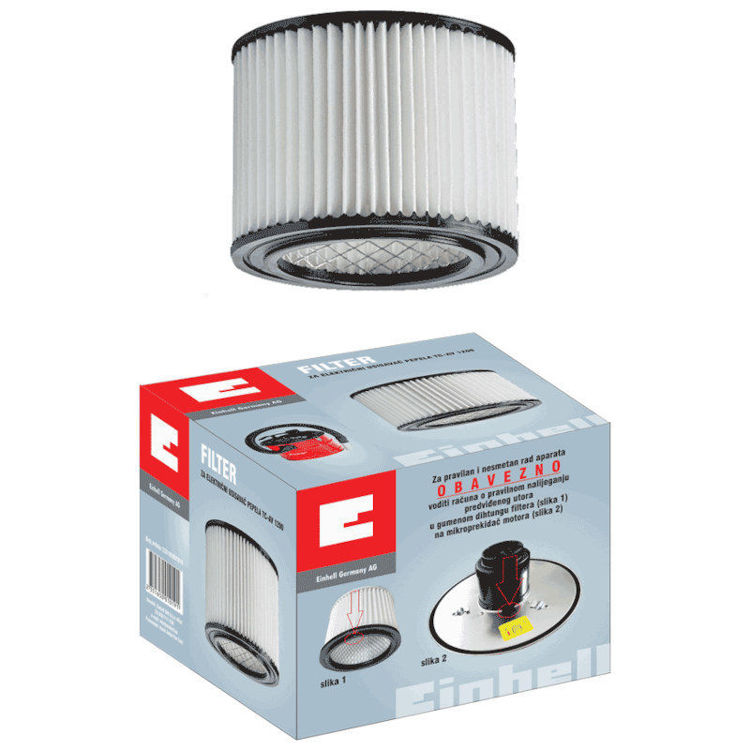 Alles EINHELL filter za ususavač PEPEO TC-AV 1200