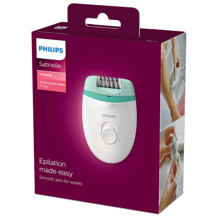 Alles PHILIPS epilator BRE224/00