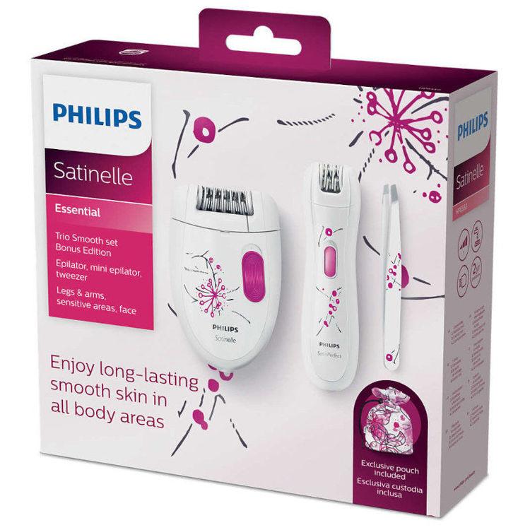 Alles PHILIPS epilator HP6550/01