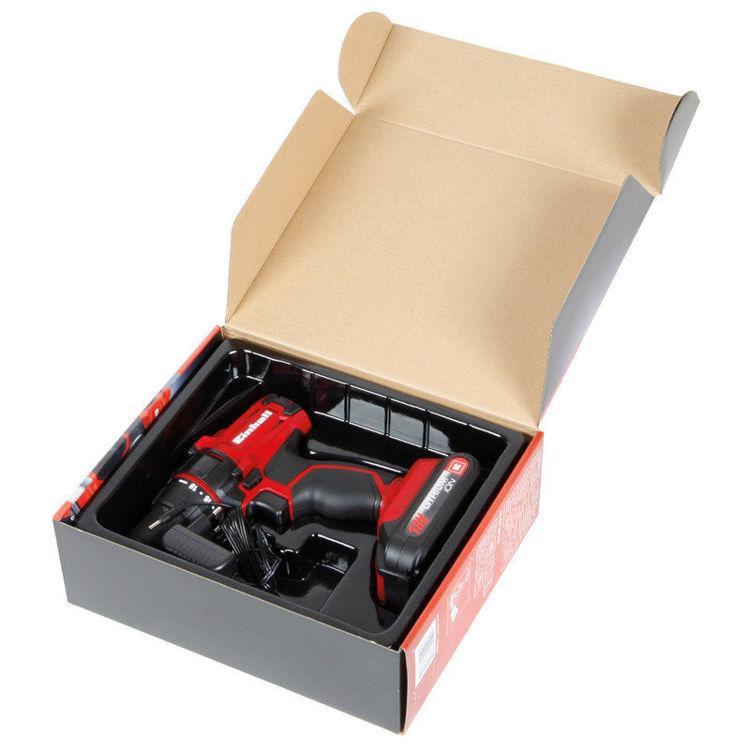 Alles EINHELL akumulatorska bušilica TC-CD 18-2 Li