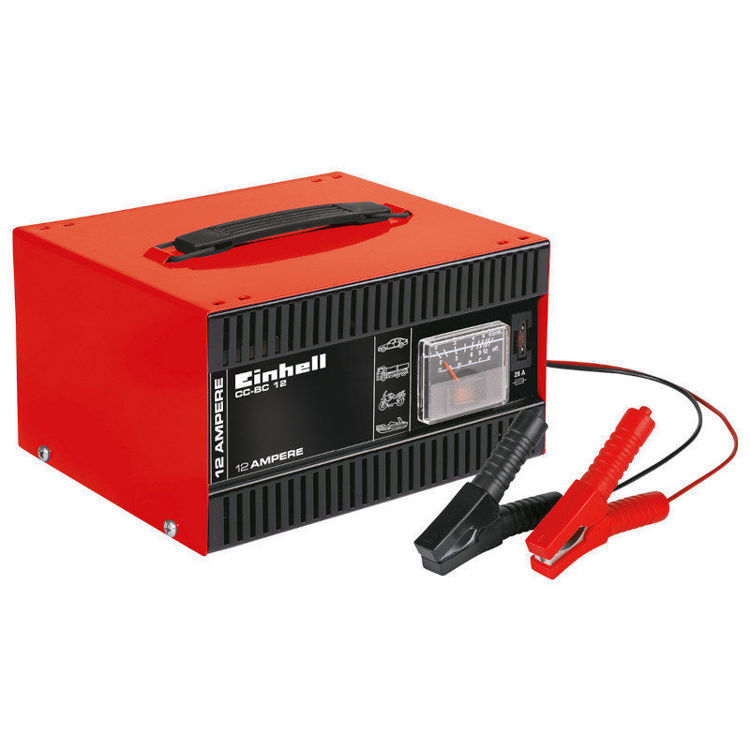 Alles EINHELL punjač baterija CC-BC12