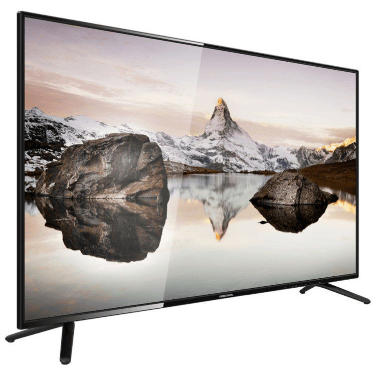 Alles GRUNDIG LED tv 43VLE6910BP