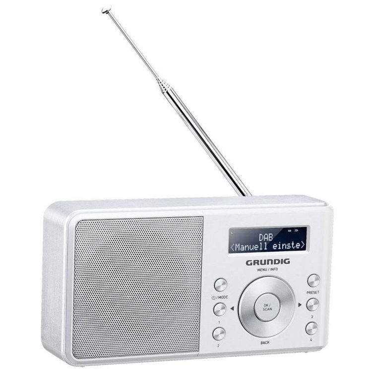 Alles GRUNDIG radio MUSIC6000 DAB+