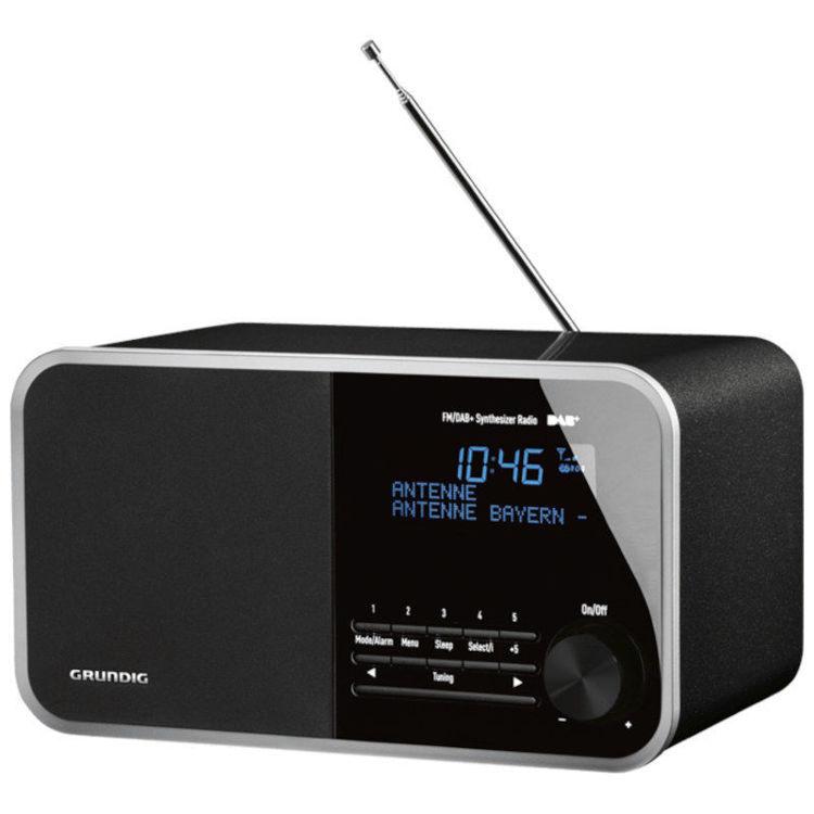 Alles GRUNDIG radio DTRBB3000 DAB+