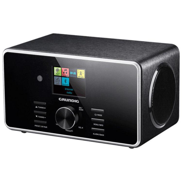 Alles GRUNDIG radio DTR 5000 2.0 BT DAB+ WEB