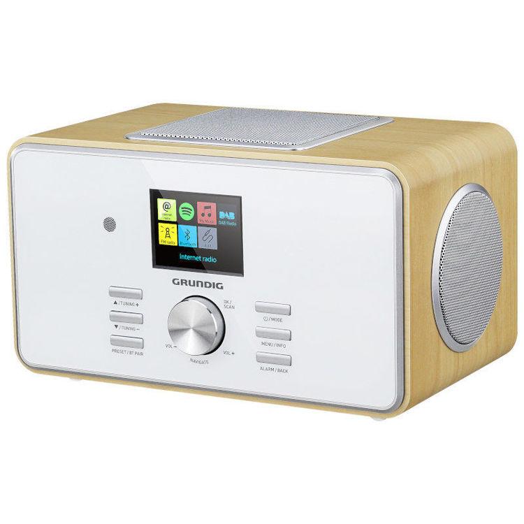 Alles GRUNDIG radio DTR 6000 2.1 BT DAB+ WEB