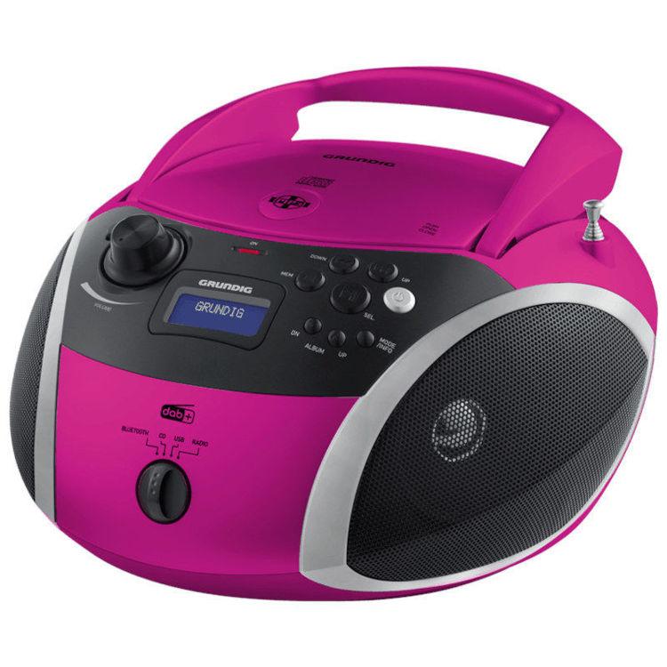 Alles GRUNDIG radio GRB4000BT DAB+
