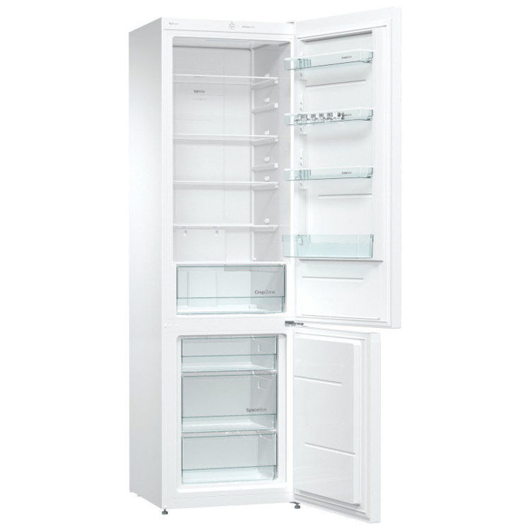 Alles GORENJE hladnjak kombinirani NRK621PW4