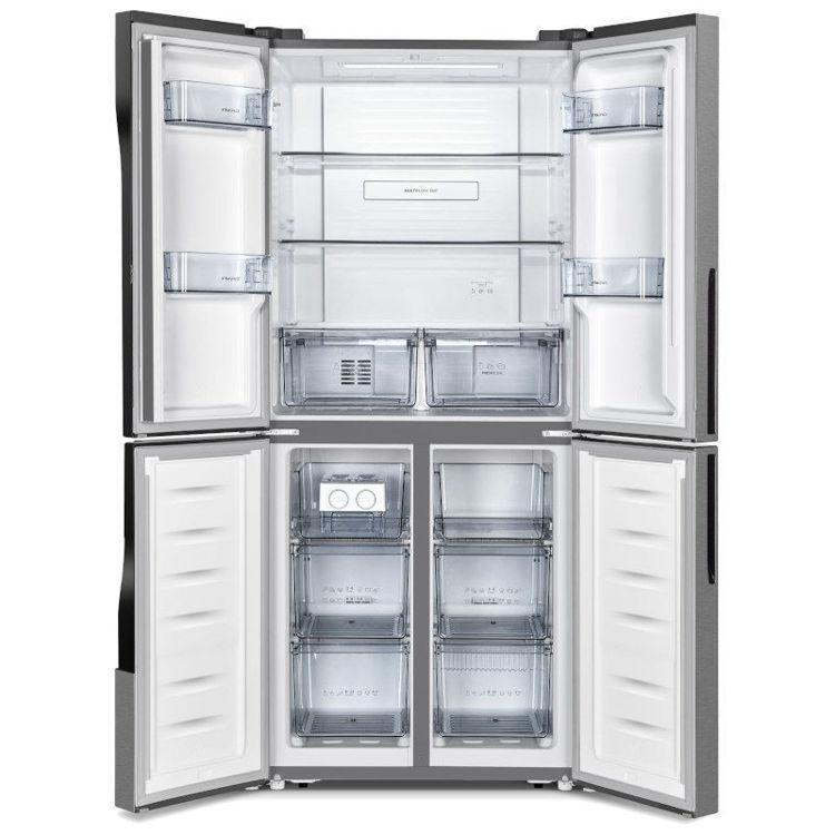 Alles GORENJE hladnjak kombinirani NRM8181MX