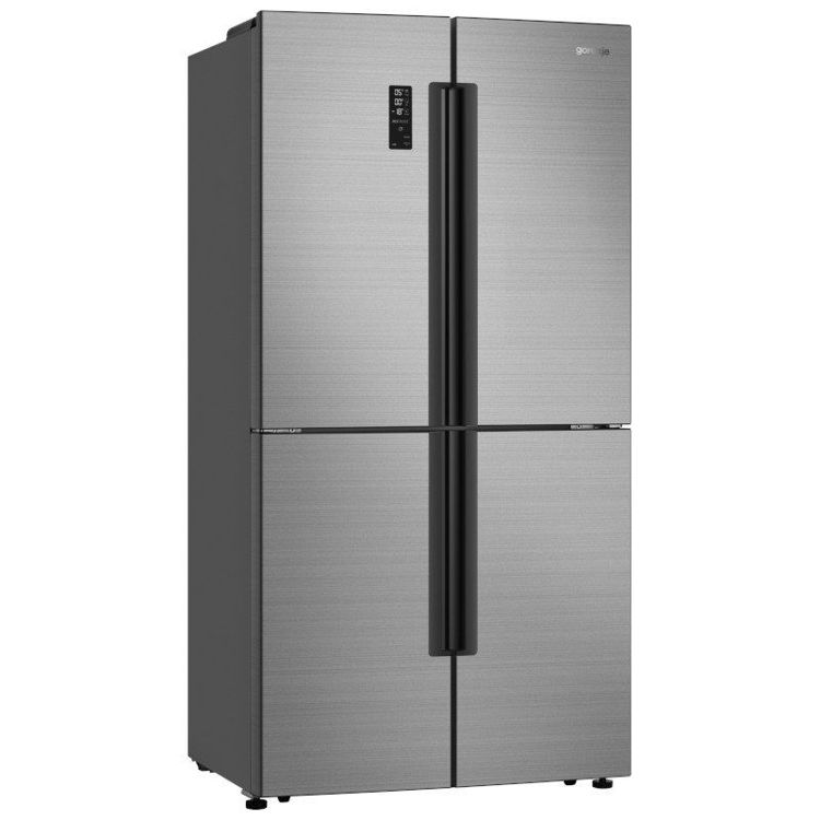 Alles GORENJE hladnjak kombinirani NRM9181UX