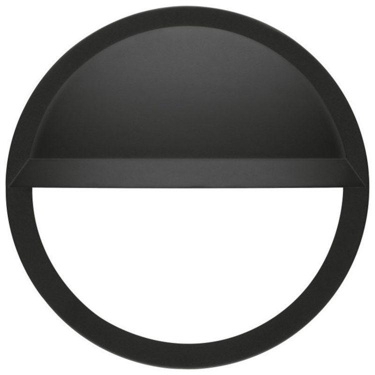 LEDVANCE pričvrsni okvir s polu-vizirom 300 BK CRNI