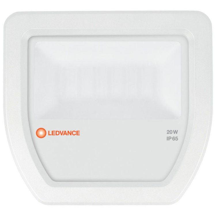 Alles LEDVANCE LED reflektor FLOODLIGHT 20 W 3000 K IP65 WT