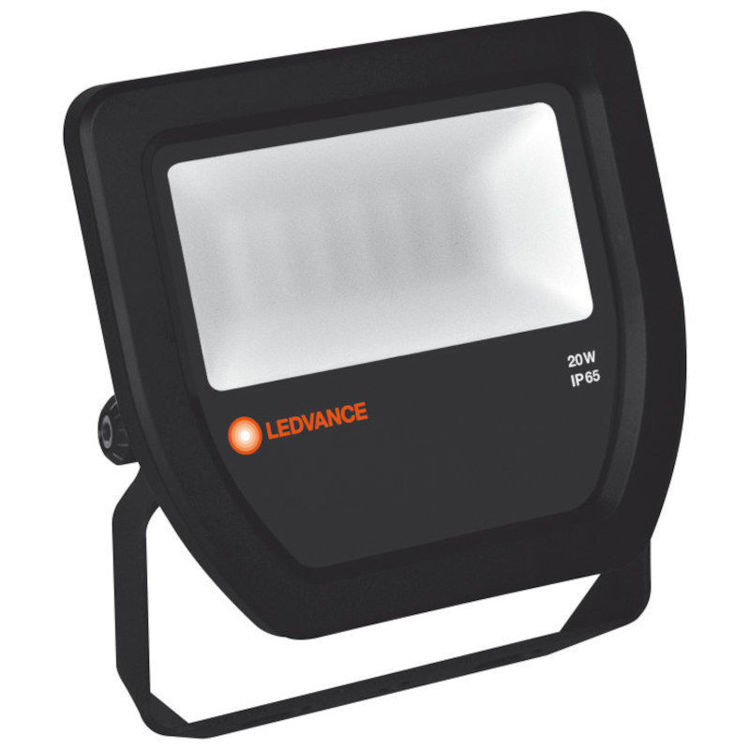 Alles LEDVANCE LED reflektor FLOODLIGHT 20 W 3000 K IP65 BK
