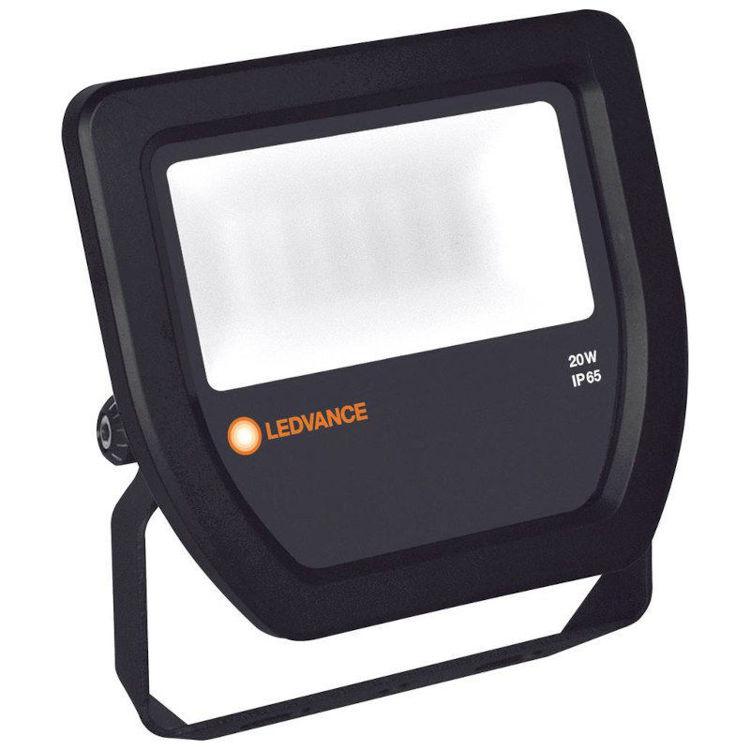 Alles LEDVANCE LED reflektor FLOODLIGHT 20 W 4000 K IP65 BK