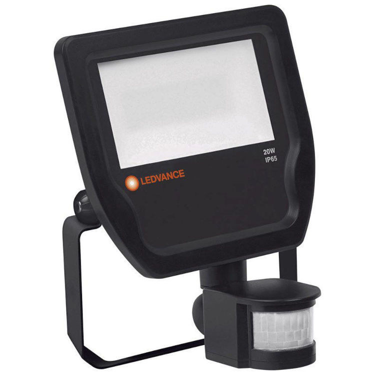 Alles LEDVANCE LED reflektor FLOODLIGHT  20 W 4000 K IP65 BK S