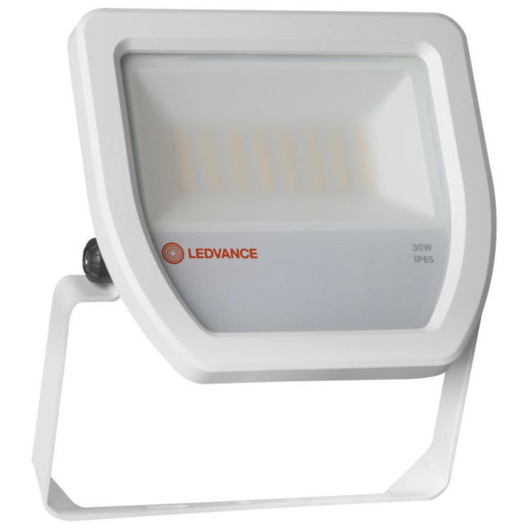 Alles LEDVANCE LED reflektor FLOODLIGHT  30 W 3000 K IP65 WT