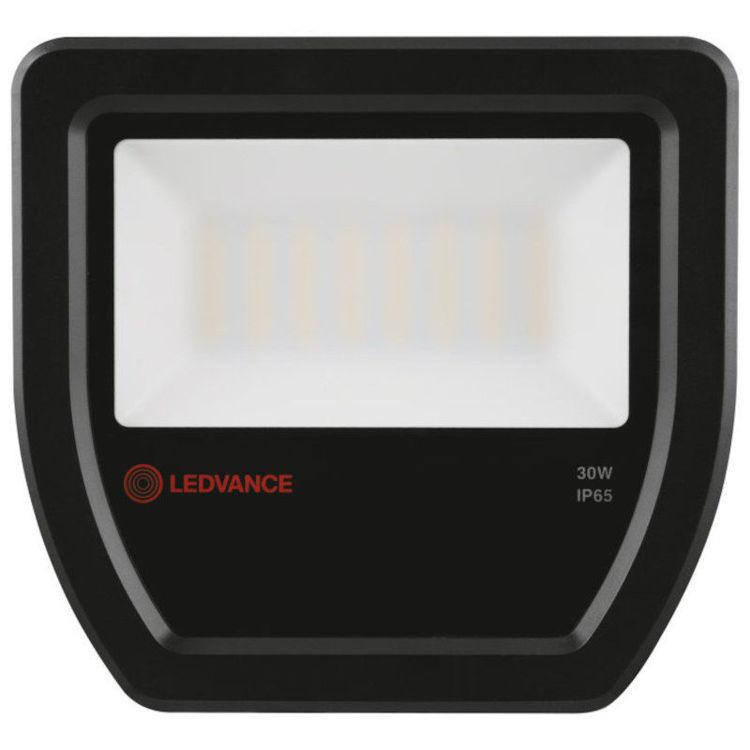 Alles LEDVANCE LED reflektor FLOODLIGHT 30 W 3000 K IP65 BK