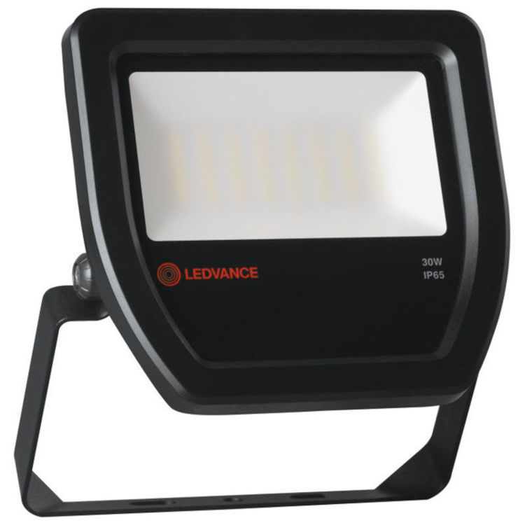 Alles LEDVANCE LED reflektor FLOODLIGHT 30 W 4000 K IP65 BK