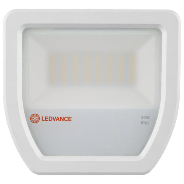 Alles LEDVANCE LED reflektor FLOODLIGHT 30 W 6500 K IP65 WT
