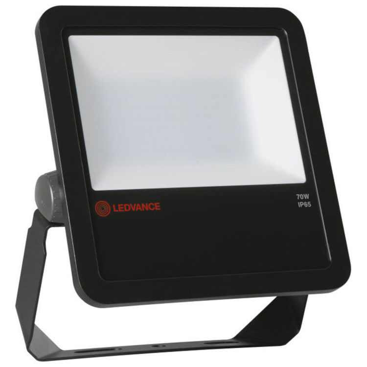 Alles LEDVANCE LED reflektor FLOODLIGHT 70 W 4000 K IP65 BK