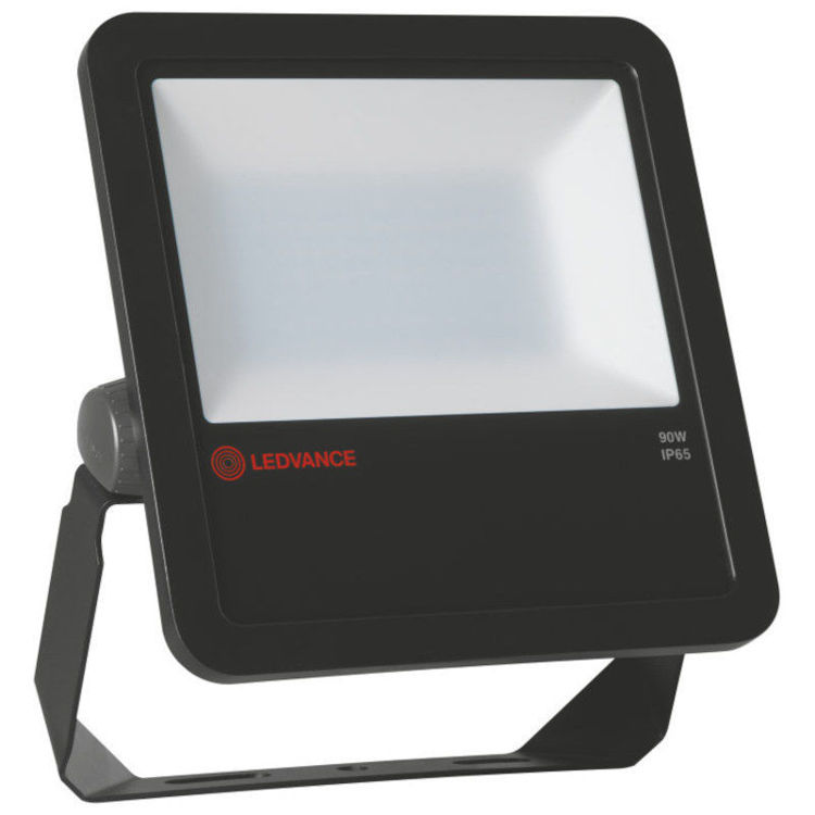 Alles LEDVANCE LED reflektor FLOODLIGHT 90 W 4000 K IP65 BK