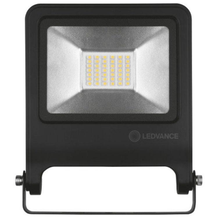 Alles LEDVANCE LED reflektor FLOODLIGHT VALUE 30 W 4000 K IP65 BK
