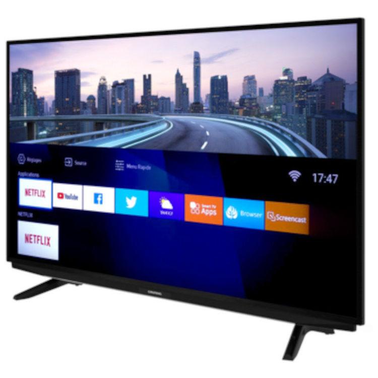 Alles GRUNDIG LED TV 43GEU7900B