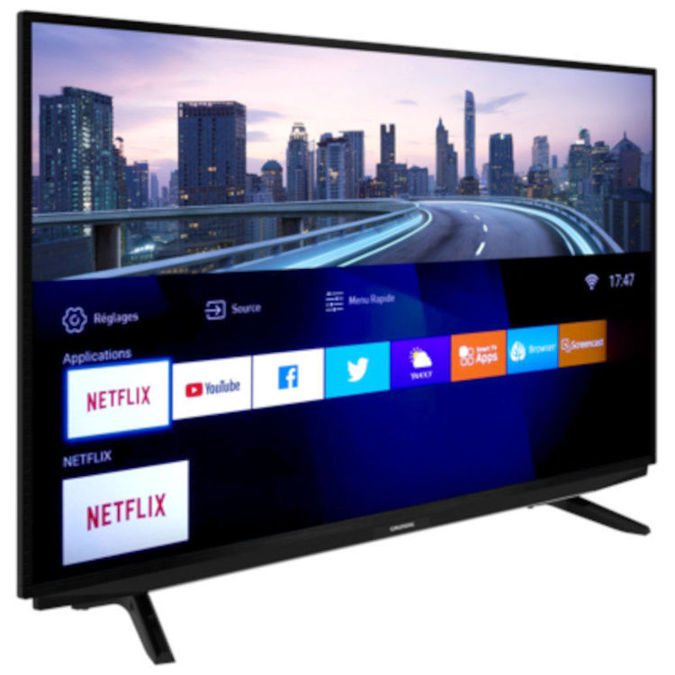 Alles GRUNDIG LED TV 55GEU7900B