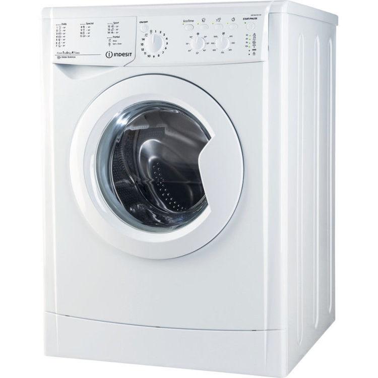 Alles INDESIT perilica rublja IWCN61051X9 EU