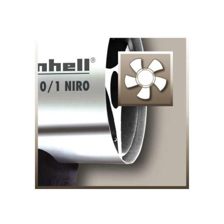Alles EINHELL plinski grijač HGG 110/1 Niro Hot Air