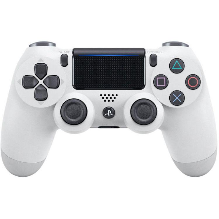 Alles SONY kontroler PS4 Dualshock v2, BIJELI