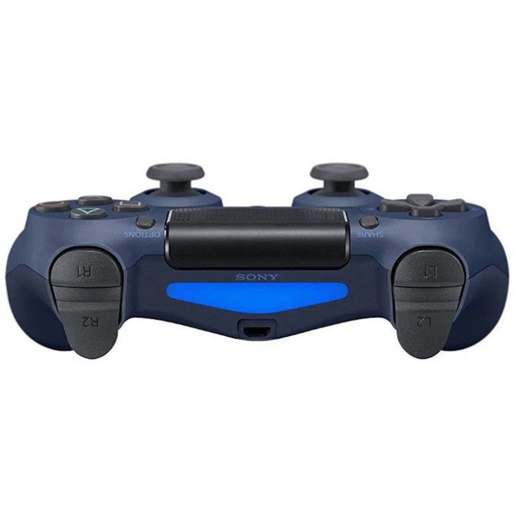 Alles SONY kontroler PS4 Dualshock v2, MIDNIGHT BLUE