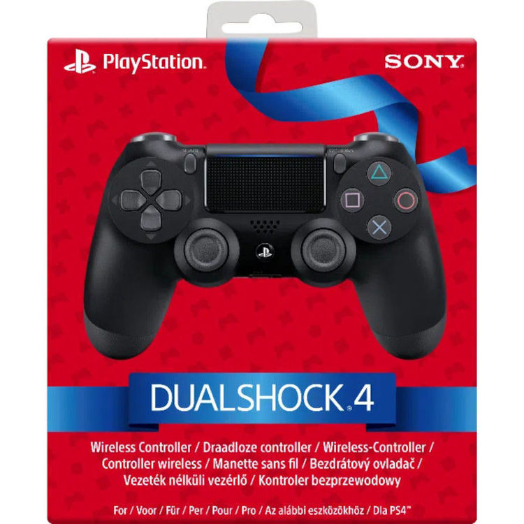 Alles SONY kontroler PS4 Dualshock v2, BLACK GIFT WRAP