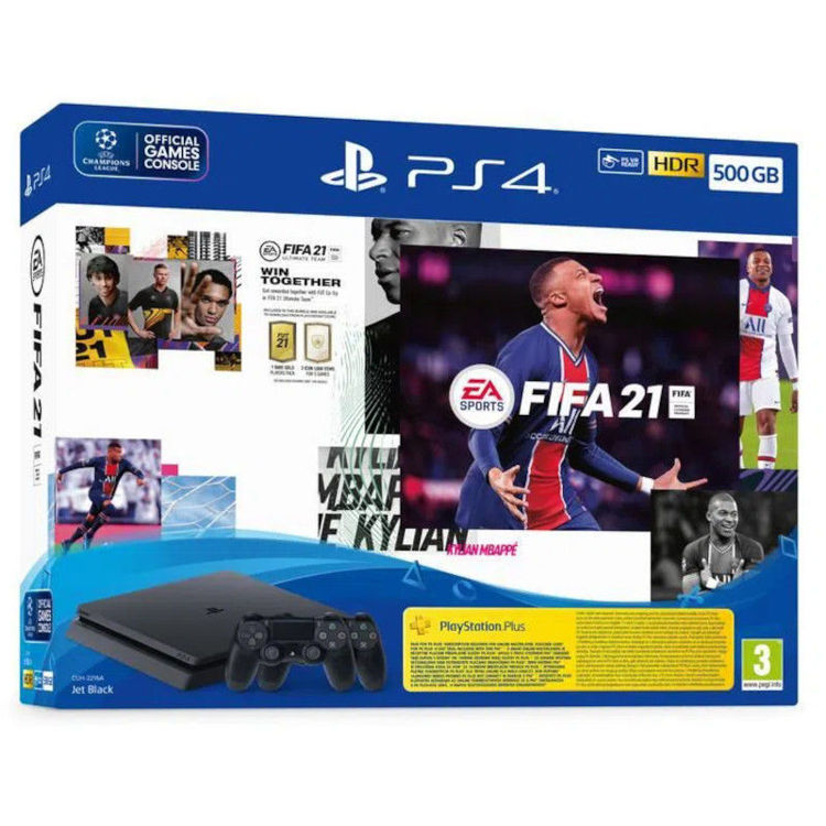 Alles SONY PlayStation 4 500GB F Chassis Black