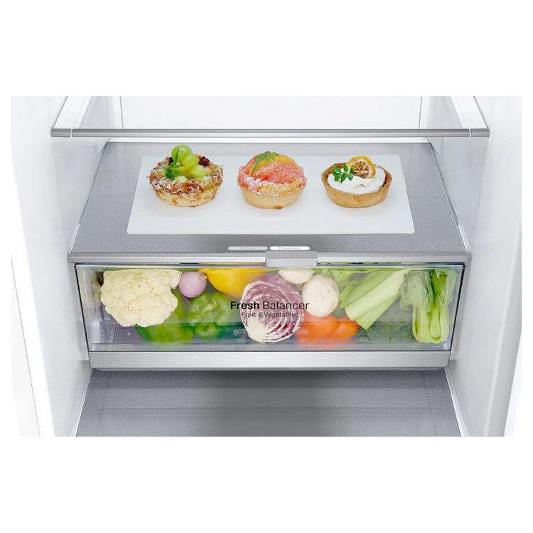 Alles LG hladnjak kombinirani GBB72SWEFN
