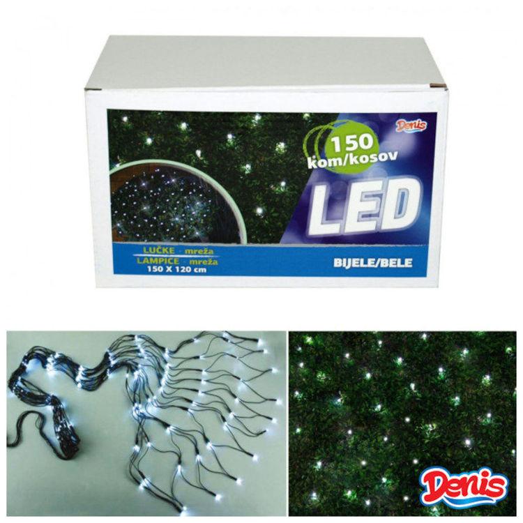Alles LED lampice mreža 150 kom