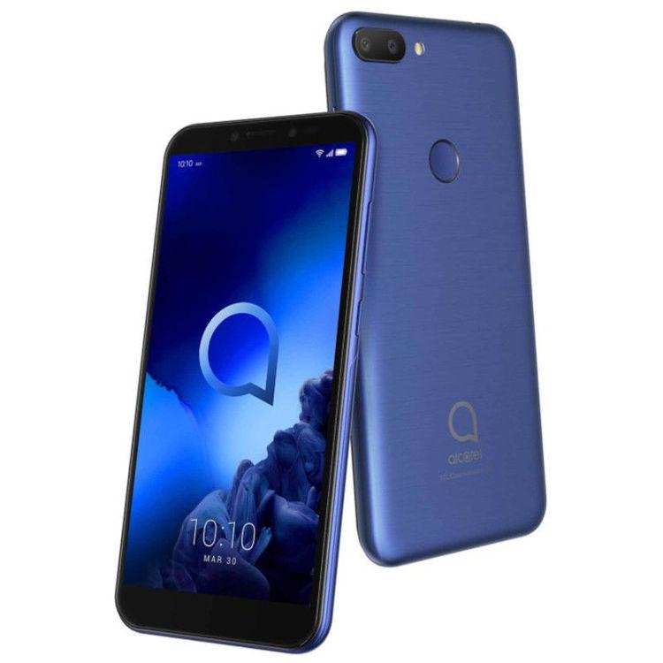 Alles ALCATEL mobilni telefon 1S (OT-5024F) DS 4/64GB METALIK PLAVI