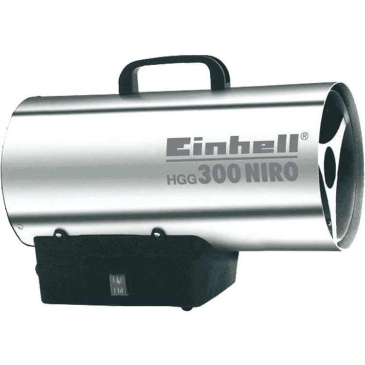 Alles EINHELL plinski grijač HGG 300 Niro