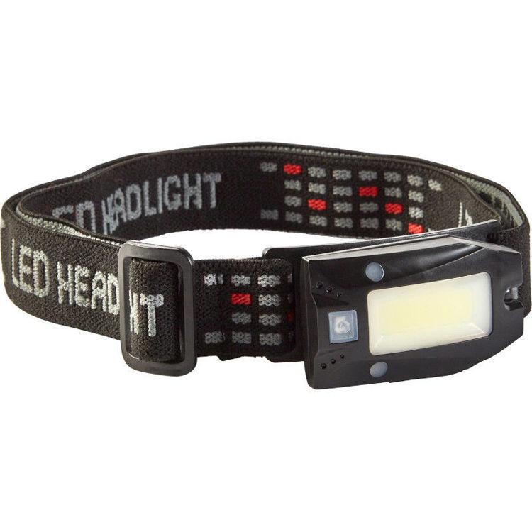 Alles RING naglavna LED svjetiljka sa senzorom pokreta RT5210