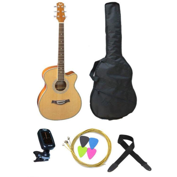 Alles FLIGHT gitara akustična F-230 NA + pribor