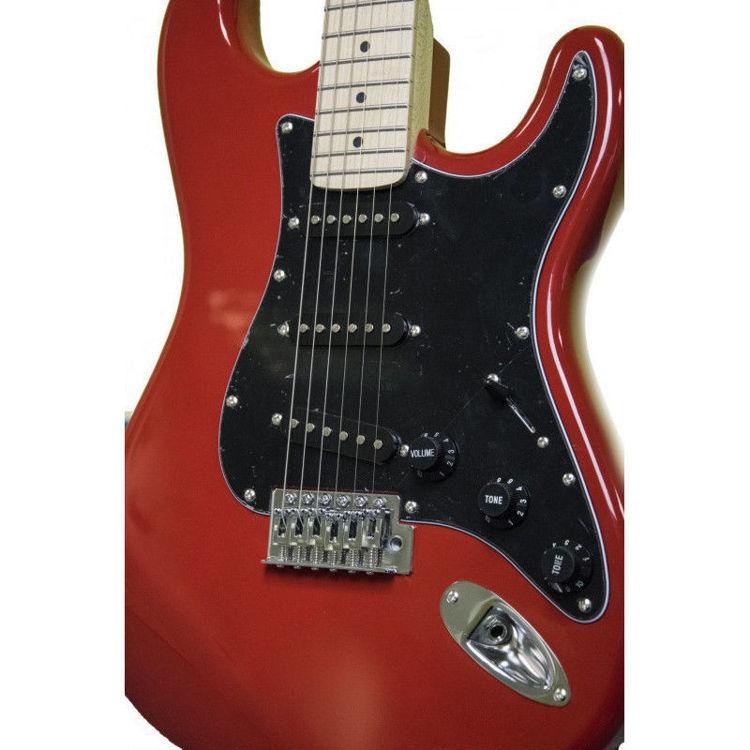 Alles FLIGHT gitara električna EST11 V2 CRVENA